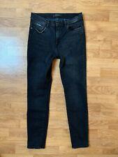 Jeans Slim Mom taille haute Zara T/38