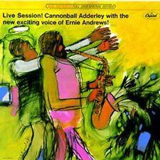 Live Session! [Bonus Tracks] by Cannonball Adderley (CD, Feb-2004, Capitol)