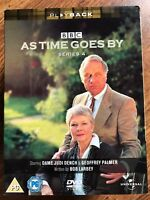 As Time Goes By Season 4 DVD Box Set Classic 1980s BBC TV Sitcom Comedy Series
