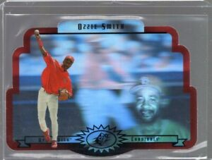 1996 Upper Deck SPX Ozzie Smith #48