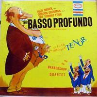 PETERSON basso profundo LP Mint- LN 3396 Vinyl 1957 Record