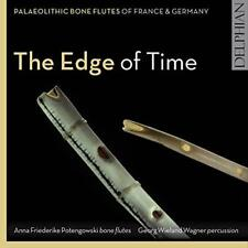 The Edge Of Time: Palaeolithic Bone Flutes From France & Germany - Anna (NEW CD)