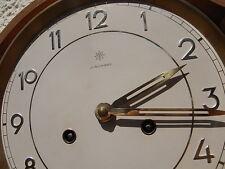Dekorative Junghans Pendeluhr Wanduhr Uhr m. starken Gong Lautsprecher Regulator