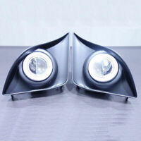 COB CCFL Angel Eyes Halo Foglights Projector Lens Fit For Lexus IS250/IS350