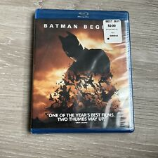 Batman Begins (Blu-ray, 2005)