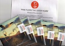Pink Floyd SEALED 5 CD PROMO SET + PRESS SHEETS The Later Years [2019]