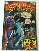 1970 DC Comics SUPERBOY #163 ~ higher grade