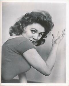 MEG MYLES Original 1950s 8 x 10 Super Buxom Glamour Photo EX