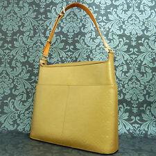 LOUIS VUITTON MONOGRAM Mat Vernis Sutter Gold Shoulder bag Handbag #1
