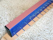 Sandpaper Strip 320 grit fits Sanding Beam Fret level 1x16 luthier tool file