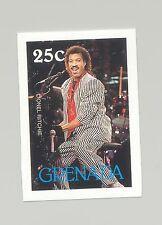 Grenada #1674 Music, Singer, Lionel Richie 1v Imperf Proof