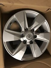 "1X NEW GENUINE TOYOTA PRADO GXL 2018 17"" Wheel only  FITS HILUX SR5 4X4 GX VX"