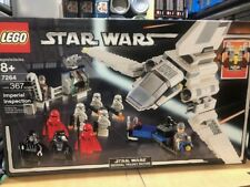 LEGO 7264 - Star Wars Imperial Inspection - New & Sealed
