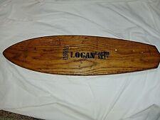 "Vintage Logan Earth Ski Makaha Model Skateboard Deck Only 29"" x 7.5"""