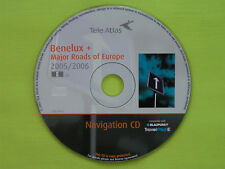 CD NAVIGATION EX BENELUX EU 2006 VW RNS 300 GOLF TOURAN SEAT SKODA AUDI A4 FORD