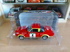 ALTAYA 1/18 - FIAT 124 ABARTH RALLY PORTOGALLO 1975 M. ALEN
