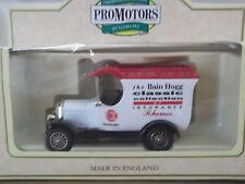 Lledo SP50175, Bull Nose Morris Van, Bain Hogg Classic Collection of Insurance