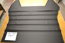 1967 67 1968 68 1969 69 DODGE DART BLACK PERFORATED HARDTOP HEADLINER USA MADE