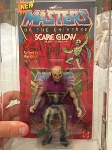 Masters of the Universe Scareglow AFA 80 (80-85-85) Nice!!! He Man