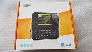 Nokia Surge 6790 Surge - Black (Unlocked) Mobile Phone