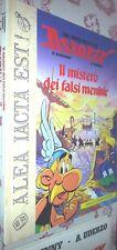 ASTERIX E IL MISTERO DEI FALSI MENHIR-GOSCINNY & UDERZO -1a ED 1989-VL26