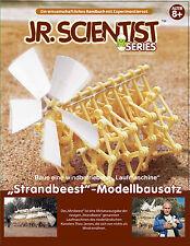 NEU DIY Strandbeest Modell nach Theo Jansen  Windlaufmaschine mit Handbuch