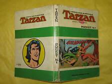 TARZAN POCKET N°1 EDITRICE CENISIO LUGLIO 1974