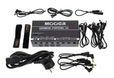 Mooer MACRO S8 Multi Salida Fuente de alimentación POWER con contactos - 9v, 12v, 15v, 18v