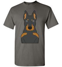 Beauceron Dog Cartoon T-Shirt Tee - Men Women Ladies Youth Tank Long Sleeve