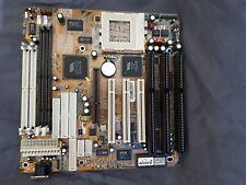 Shuttle Hot-P591P socket 7 motherboard, AGP ISA PCI