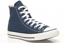 Basket Pur Homme Converse All Star Hi Color Blue 37 Fr6013 90