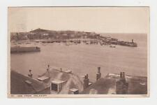 St.Ives,Cornwall,U.K.View of Port from the Malakoff,Used,Cambourne,1947