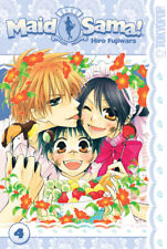 Maid Sama Manga Volume 4