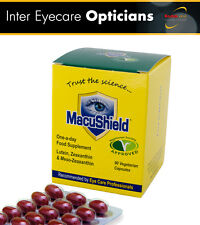 **MacuShield VEGETARIAN Eye Supplement 90 DAY SUPPLY (3 MONTHS)!**