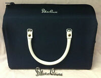 Genuine Silver Cross Dolls Oberon Pram Bag In Navy Blue with straps BRAND  NEW