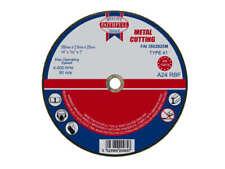 "Faithfull Metal Cutting Abrasive Disc 350mm 14"" Diameter, 2.8mm Thick, 25mm Bore"