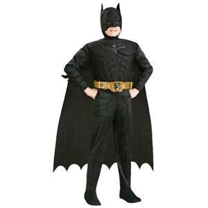 Rubies Batman The Dark Knight Halloween Costume Kids Size 4-6