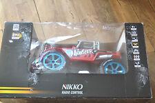 voiture neuve nikko radio control monster 1/10 27 MHz super jouet pour noel