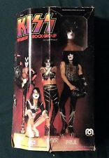 "1977 MEGO ""KISS"" Paul Stanley 12"" figure mint with original box (muscle body)"