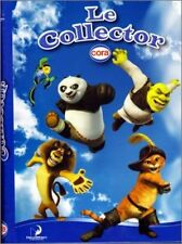 Les 112 autocollants collector Dreamworks Cora