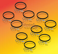 40 Tecumseh #  631021, 631021A, 631021B Carburator Needle & Seat Float kits