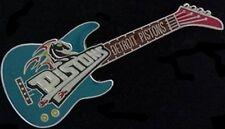 Detroit Pistons ~ NBA ~ Guitar Pin ~ Basketball