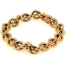 Braccialetto oro giallo 18K. 12,80 g