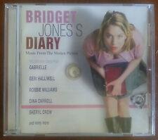 VARIOUS 'Bridget Jones's Diary' [548 795-2] CD ALBUM 2001 2000s SOUNDTRACK