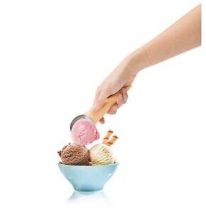 Scooper Dooper Ice Cream Scoop Chrome plated with zinc alloy scoop