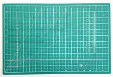 A3 Cutting Mat Self Healing Craft Quilting Grid Lines Knife Cut Board 45 x 30cm