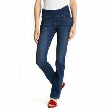 Jag Jeans Women's Penny Straight Leg Pullon Jeans  Size 6 81215