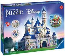 Ravensburger Italy Castello Disney Puzzle 3D, 12587 (C0P)