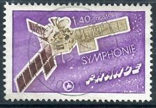 STAMP / TIMBRE FRANCE OBLITERE N° 1887  SATELLITE ESPACE