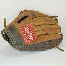 """RAWLINGS  Fastback Baseball Glove Leather PP110BF 11"""" LHT Left Throw Youth"""